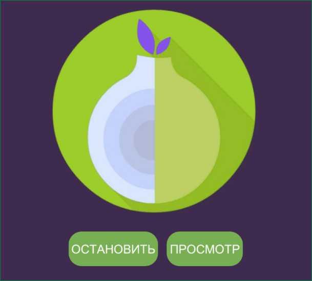 Tor запущен