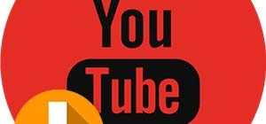 Иконка видео с YouTube на Android-телефон