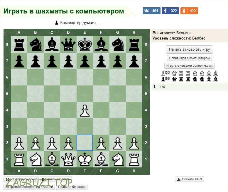 Еще одни шахматы