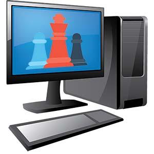 Иконка шахматы для ПК