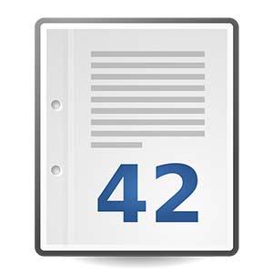 Нумерация листов в Microsoft Word