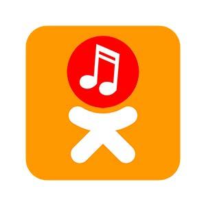 Иконка музыки ОК