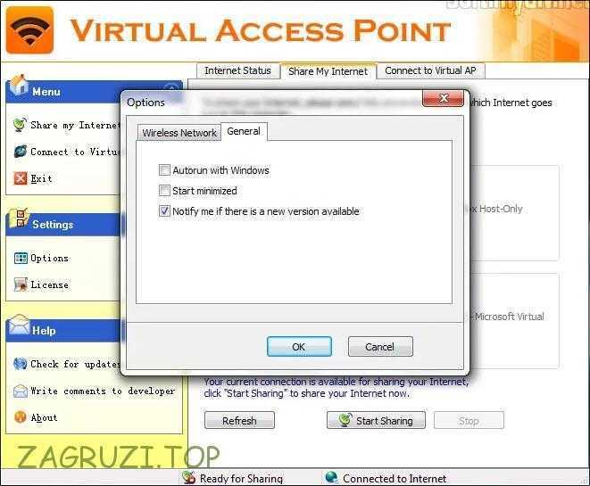 Virtual Access Point