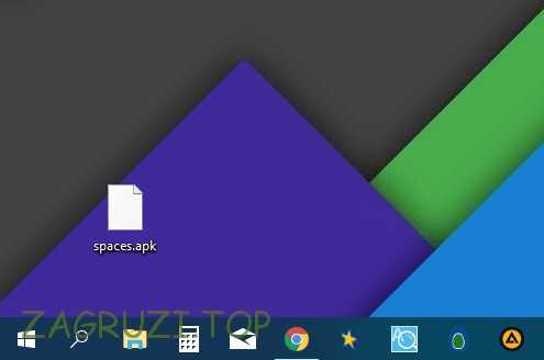 APK-файл Spaces.ru