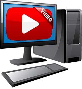 Логотип YouTube для ПК