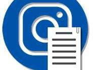 Логотип Пробел Инстаграм