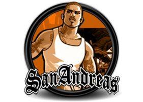 Логотип GTA San Andreas
