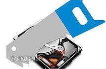Лого по делению жесткого диска в Windows 7