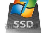 Лого установка и настройка Windows 7 на SSD накопитель