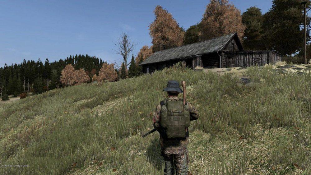 Охота в игре DayZ