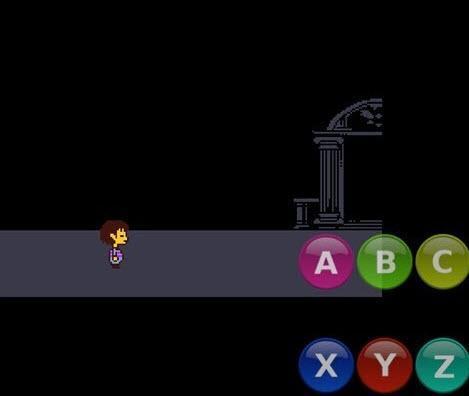 Девочка в подземелье