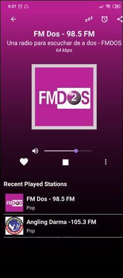 Особенности радио