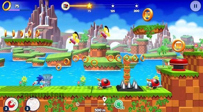 Особенности Sonic Mania