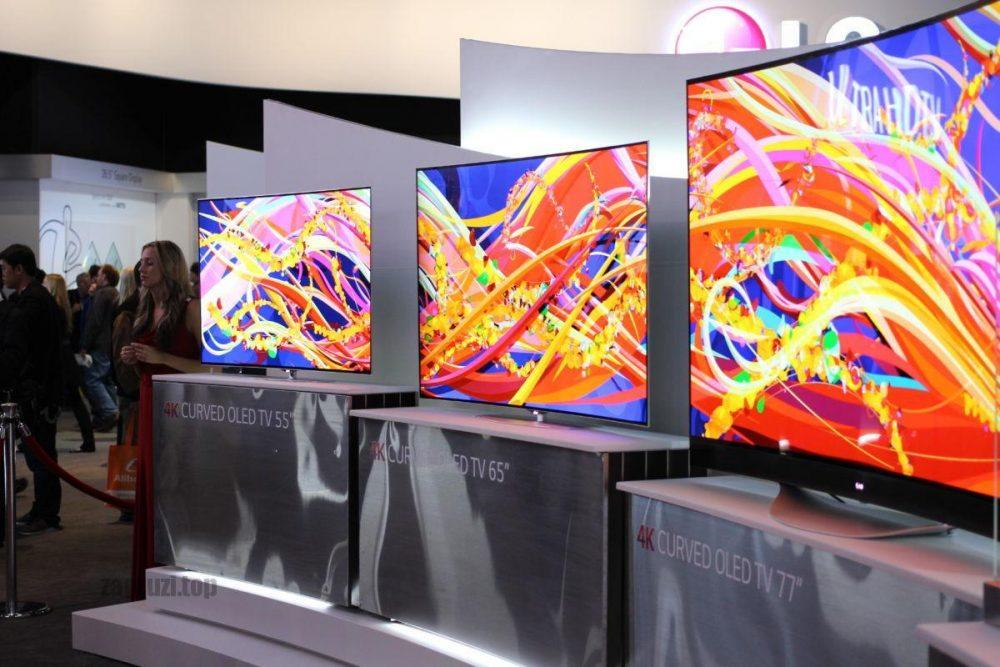 Продажа ТВ с ОЛЕД