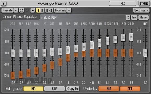 Voxengo Marvel GEQ