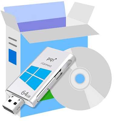 Программы для записи Windows 10 на флешку