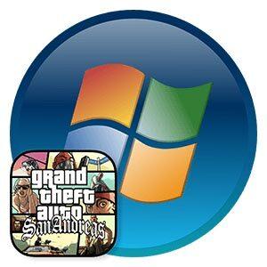 Иконка установки ГТА Сан Андреас на Windows 7