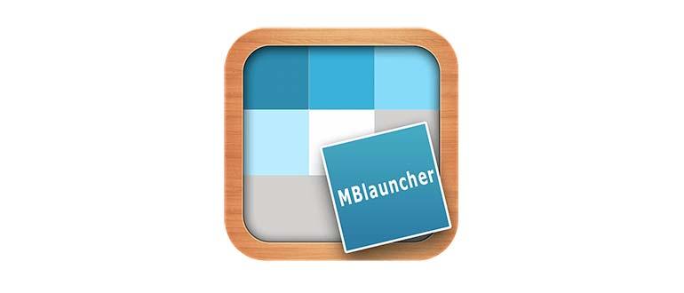 MBlauncher лого
