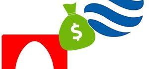 Иконка перевода денег с МТС на Волну