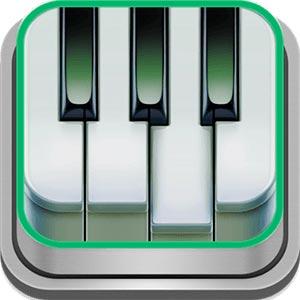 Иконка Пианино для компьютера