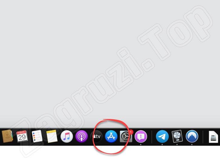 Запуск Apple AppStore