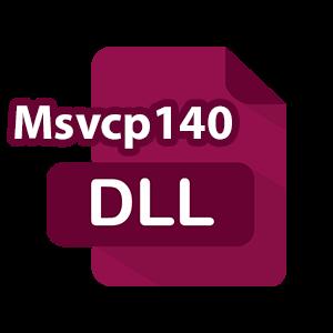 Иконка msvcp140.dll