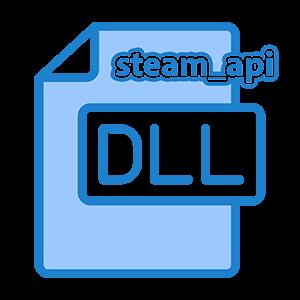 Иконка steam_api.dll