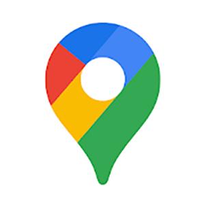Иконка Google Карты