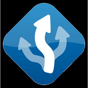 Иконка MapFactor GPS Navigation