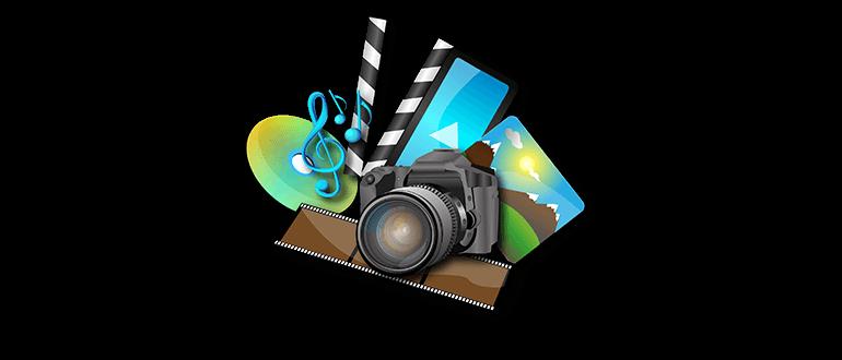 Иконка видеомонтаж